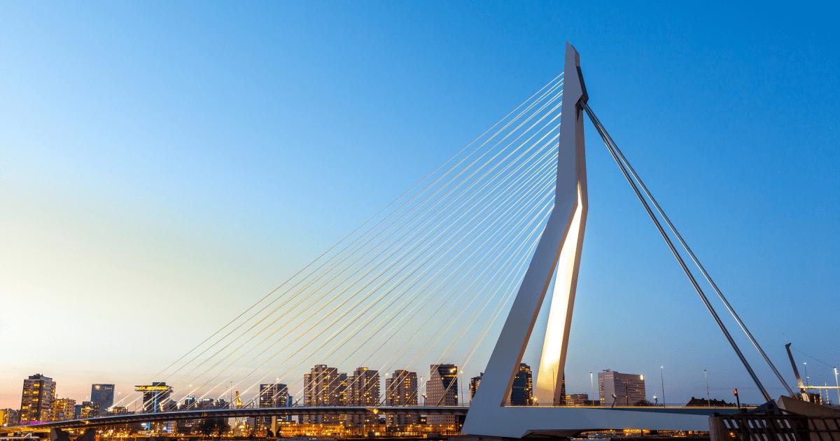 Netherlands code rotterdam zip Zuid