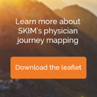 Learn more about SKIM's physician journey mapping