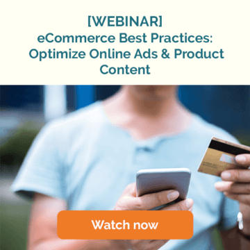 Watch eCommerce online ads and product content that drive conversion