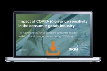 COVID-19 price sensitivity research