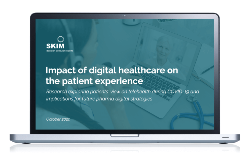 Download Impact of digital healthcare on the patient experience